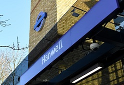 Hanwell Station Gets Step-Free Access