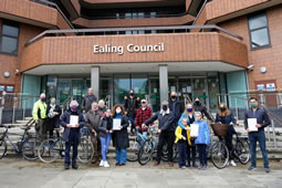 Application Made for Judicial Review of Ealing LTNs