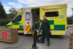 London Ambulance Service Not Consulted on Ealing LTNs