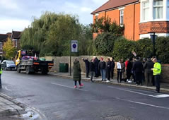 West Ealing Residents Gather To Block LTN Schemes Again