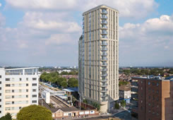 West Ealing Skyscraper Plan Blocked By Council