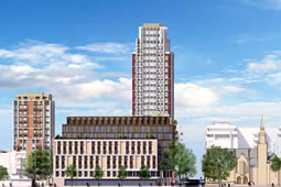 Council Submits Plans To Build Ealing