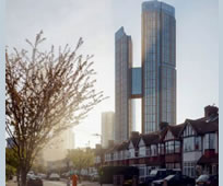 Tallest Ever Building in Ealing Borough Gets Go Ahead
