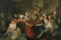 Hogarth Masterpiece To Feature in Pitzhanger Gallery Relaunch