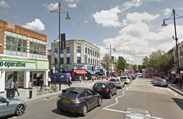 Southall Broadway Ranked as Capital