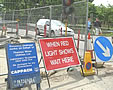 Roadworks Ahead in The Ealing Area