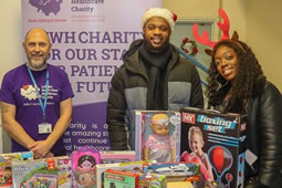 Westside Radio Launches Christmas Toy Appeal