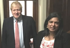 Ealing MP Self-Isolating After Contact With PM
