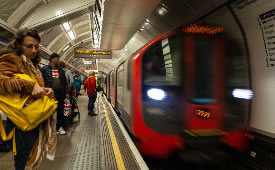 Union Wades into Row Over Overcrowding on Tube